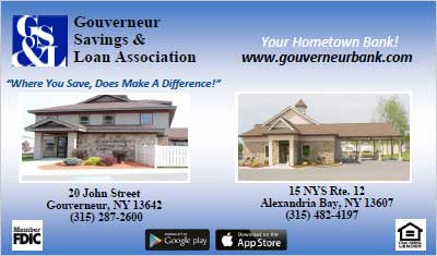 Gouverneur Savings & Loan Association